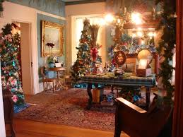 historic houses decorated for christmas house decor