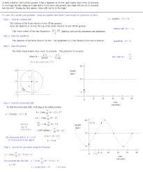 Graphing Polynomial Functions Worksheet Math Plane Periodic Trig Function Models Word Problems