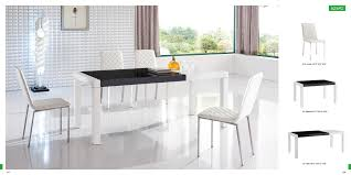 minimalist dining table and chairs contemporary dining room tables and chairs home design ideas