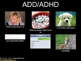 Add Meme Text - funny pictures weirdnutdaily add adhd the truth