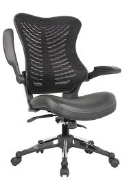 Office Chair Covers Amazon Amazon Com Office Factor Executive Ergonomic Office Chair Back