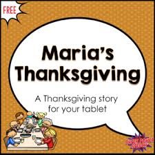 s thanksgiving story and comprehension free by