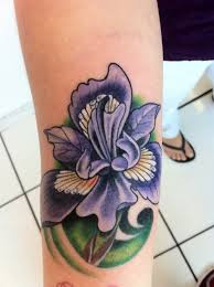 iris flower tattoo tattooimages biz
