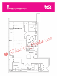 1 the esplanade backstage condos toronto floor plans