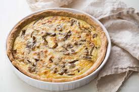 cuisine quiche caramelized quiche recipe simplyrecipes com