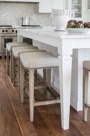 Ivory Bar Stools Linen Greyson Backless Brown And Ivory Counter Stool
