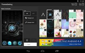 atom launcher apk black mechanic atom theme appstore for android