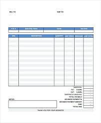 577 best invoice template images on pinterest invoice template