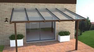 coperture tettoie in pvc 50 idee di tettoie in ferro e policarbonato image gallery