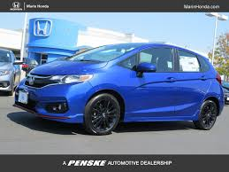 2018 new honda fit sport manual at marin honda serving marin