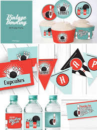 Diy Bowling Favors by 48 Best Bowling Images On Birthday Ideas