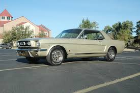 1966 ford mustang gt a code coupe