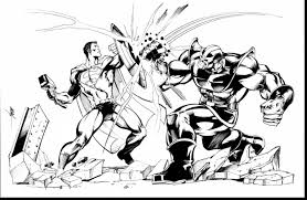 excellent green lantern vs superman coloring pages with green