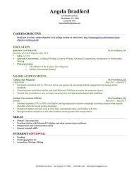 college grad resume exles college student resume unique resume exles college student