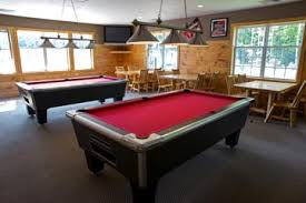 Pool Table Conference Table Pine Bluff Resort