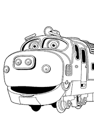 chuggington coloring pages brewster kids printable free
