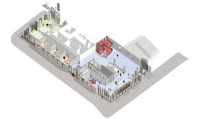 gallery hawkins brown reveal plans for bartlett revamp 9