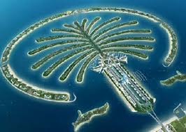 palm tree islands dubai