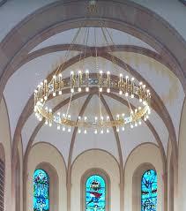 Church Chandelier Church Of Wettingen Chandelier Chandeliers From Okholm Lighting