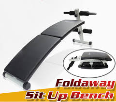 Gym Sit Up Bench Long Adjustable Abdominal Crunch Sit Up Bench Home Gym Exercise