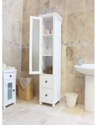 Tall Corner Bathroom Unit by Bathroom Cabinets Tall Narrow Bathroom Storage High Cabinet
