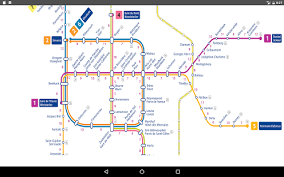 belgium subway map brussels metro map 2017 android apps on play