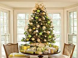 decoration green tree decorations interior