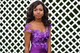 a pretty purple bridesmaid dress tuke u0027s quest