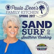 2016 thanksgiving menu for paula deen s family kitchen paula