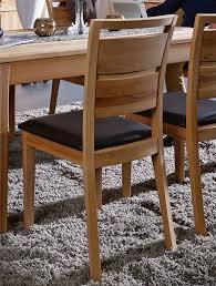 Esszimmerstuhl Buche Stuhl 2 Er Set Kernbuche Massiv Recona10 Designermöbel Moderne