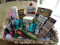 makeup gift baskets brighten up your look with a mega pering gift basket giveaway