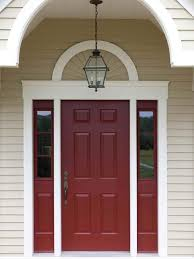 Painting Exterior Doors Ideas Colored Front Doors Door Paint Colors Best 25 Exterior Ideas On