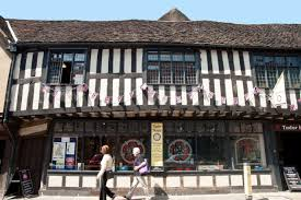 Tudor Houses by History U2013 Tudor House Museum