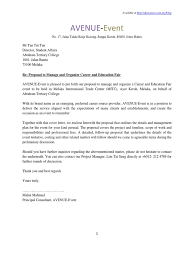 cover letter for business administration sample free portfolio