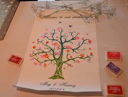 animation mariage originale arbre à empreintes jeu pour mariage