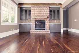 Black Walnut Kitchen Cabinets Floor Design Entrancing L Shape Kitchen Decoration Design Using