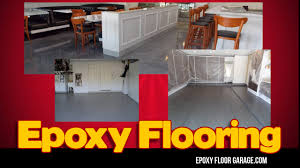 concrete overlay interior plywood by epoxy