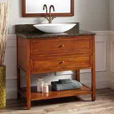 Vessel Sink Vanity Elegant Wood Sink Vanity Signature Hardware
