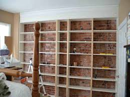 Billy Bookcase Makeover Bookcase Shelving And Bookcases Rustic Reclaimed Wood Bookshelf