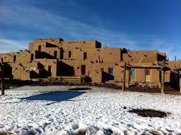 Pueblo Adobe Homes Holy Ghosts At The Taos Pueblo Dad U0027s American Beauty