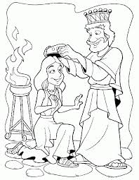 story esther bible kids kids coloring
