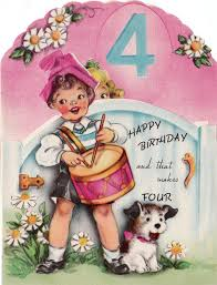 Happy Fourth Birthday Quotes 702 Best Kids Birthday Cards Images On Pinterest Happy Birth