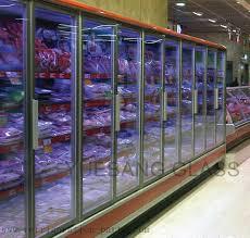 glass door chest freezer multi deck retrofit glass door