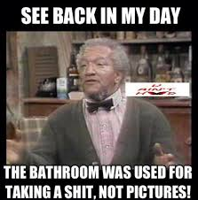 Bathroom Selfie Meme - selfies in the bathroom please stop it haha crack up