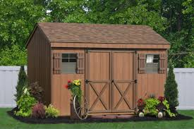 Outdoor Sheds For Sale by Backyard Wooden Sheds