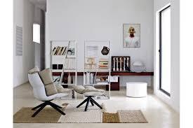 husk swivel armchair with snug sides by patricia urquiola for b u0026b