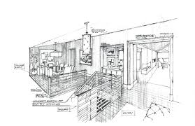 fascinating 92nd street remodel addition early design sketches