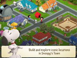 charlie brown thanksgiving dinner peanuts snoopy u0027s town tale android apps on google play