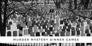 Dinner Party Question Games - 11 murder mystery dinner party games for adults to try