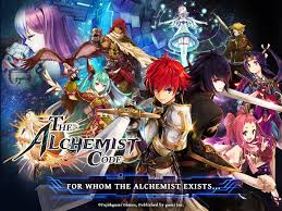 gumi inc releases video trailer of new srpg the alchemist code